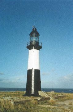 Cape Pembroke Light (old), Stanley, Falkland Islands