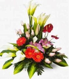 arreglo floral modelo especial - Buscar con Google