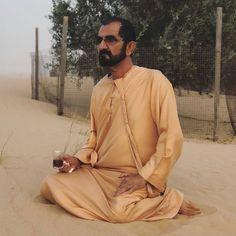 Mohammed bin Rashid bin Saeed Al Maktoum, 2018 Dubai, Sheikh Mohammed, Prince Crown, Arab Men, The Great Outdoors, Cover Up, Camel, Hunting, Royalty