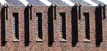 detail Gereformeerde kerk, Appingedam 1927