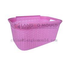 Pink Plastic Laundry Basket Best Plastic Basket Mouldplastic Laundry Basket Mould  Plastic Basket Review