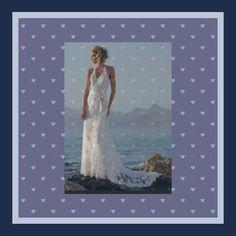 Dal web..per chi sogna un matrimonio in riva al mare... Alessandro Tosetti www.tosettisposa.it Www.alessandrotosetti.com #abitidasposa #wedding #weddingdress #tosetti #tosettisposa #nozze #bride #alessandrotosetti