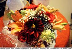 Bouquet by: Jan Williams Florals