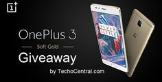 Hey, I found this giveaway and think you might want a chance to win OnePlus 3. Enter here: http://swee.ps/OctJQWQE