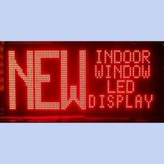 LED Sign  @  http://www.adtronics.net/