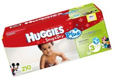 FREE Huggies Diapers and Wipes Samples on http://hunt4freebies.com