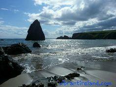 Fantastic Beaches on Ireland's Copper Coast! Where to Go in Ireland