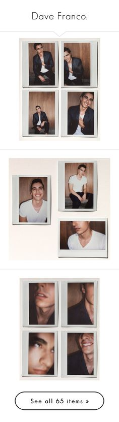 """Dave Franco."" by hayous ❤ liked on Polyvore featuring people, dave franco, boys, pictures, guys, now you see me, photos, editorials and dave"