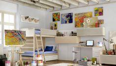 Πώς να συγκατοικήσουν δύο παιδιά σε ένα δωμάτιο