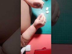 Encantador ratoncito alfiletero facilisimo - YouTube Make It Yourself, Youtube, Pincushion Tutorial, Trapillo, Dressmaking, Hipster Stuff, Blue Prints, Youtubers, Youtube Movies
