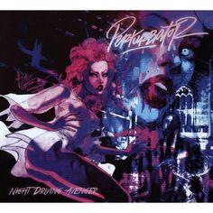 Perturbator - Night Driving Avenger (CD)