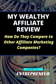 If you're looking for affiliate marketing training or affiliate marketing courses, check out my honest review on Wealthy Affiliate. Could this be the missing link in your internet marketing success?