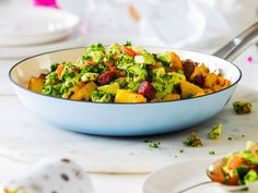 This kumara hash recipe unleashes a huge amount of flavour and sets you up for the day. It's super easy to throw together, looks great and won't take hours of preparation