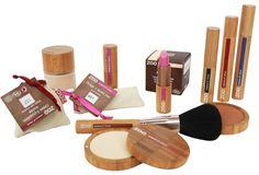 Maquillaje ecológico Zao