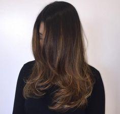 Glatt und Sexy Hair Beauty mit Ombre Glattes Haar  #beauty #glatt #glattes #ombre