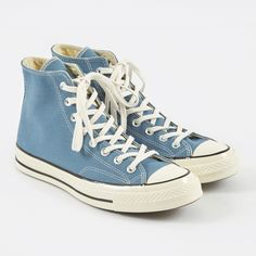 Converse 1970s Chuck Taylor All Star Ox - Blue Coast. Blue ConverseConverse  One ... eb36e4f47