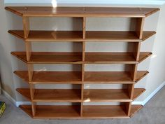 Knick knack shelf plans In these free woodworking plans And visually planning out how this is going to Make a small knickknack shelf with your scroll saw and router Diy Furniture Plans, Woodworking Furniture, Furniture Projects, Woodworking Plans, Woodworking Classes, Diy Projects, Dvd Shelves, Storage Shelves, Shelving