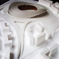 Some of the best architecture buildings , architect, architecture project, design, buildings architecture Architecture Model Making, Concept Architecture, Amazing Architecture, Interior Architecture, Architecture Panel, Architecture Portfolio, Interior Design, Stadium Architecture, Parametric Architecture