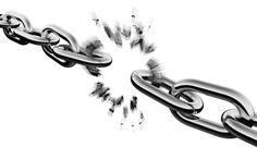 breaking chains | breaking-chains. Narrower burst. This under my wrist.