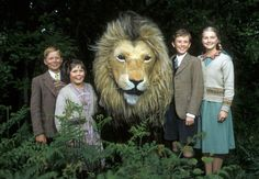 The old 1980s BBC-produced version of The Lion, the Witch, and the Wardrobe.