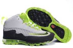 f8f2f57fbd Cheap New Nike Air Max Griffey Trainers for Sale Black White Green and Nice Nike  Air Max White 90 on Sale. Leola T. ken griffey jr shoes