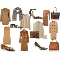 Camel and leopard: classic and luxe (via Bloglovin.com )