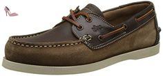 TBS Phenis H8, Chaussures Bateau Hommes, Marron (Multico Datte), 44 EU - Chaussures tbs (*Partner-Link)