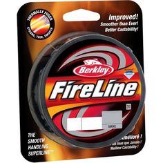 Used Berkley Fireline Fused Superline Fishing Line