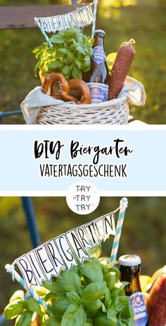 Diy Projects For Men, Diy For Men, May Day Baskets, Gift Baskets, Kefir Benefits, Kefir Recipes, Cooking Recipes, Recipe For Mom, Birthday Presents