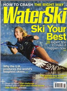 Water Ski Magazine May 2009 -- 50th Masters Preview + Learn the Slalom Course