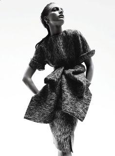 Svetlana Zakharova by Jan Welters for Elle US August 2014 10