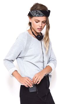 THROW ON TRACK JUMPER | SHOP ONLINE | FIRST BASE Heather Grey, Jumper, Active Wear, Sportswear, Base, Hoodies, Detail, Sweaters, How To Wear