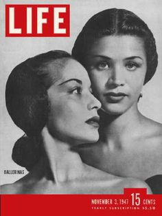 Just ordered this vintage LIFE magazine!  1947 November 3 LIFE Magazine Hollywood Trial - Ballet