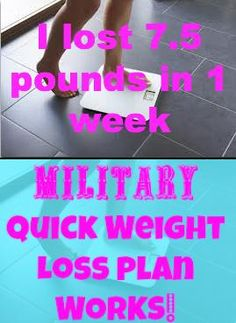 This is a 3 day very strict weight loss plan but IT REALLY WORKS!!!  Do three days with this plan then go back to regular eating for the next 4 days and repeat if necessary.