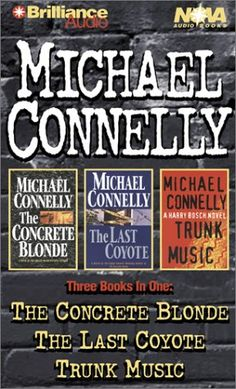 Michael Connelly Books - Harry Bosch