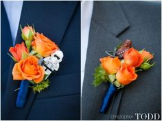 star wars Boutonnieres - Google Search
