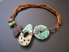 Love My Art Jewelry: Let's Talk About Cohesive