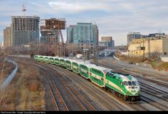 RailPictures.Net Photo: GOT 635 GO Transit (Greater Toronto Transit Authority) MPI MP40PH-3C at Toronto, Ontario, Canada by Michael Berry