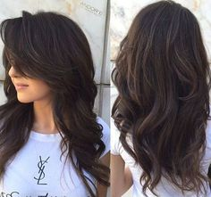 25.Long Layered Haircut Ideas