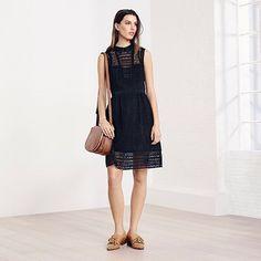 karen_millen . a little black summer dress