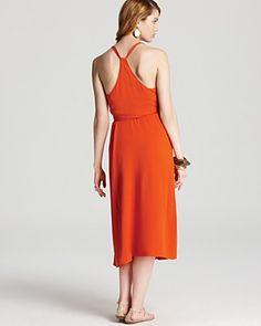 Rebecca Taylor Dress: blazing!