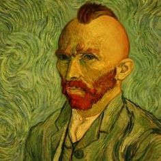 parody of Van Gogh