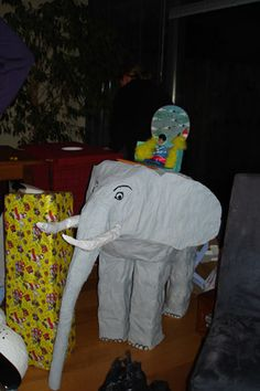 Suprise olifant