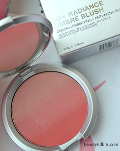 It cosmetics CC+ Radiance Ombré Blush. Best blush with anti aging properties and awesome color!!!