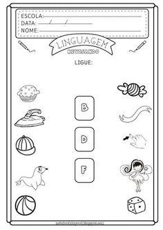 Atividades de revisão das sílabas trabalhadas.                 Imagens Freepik