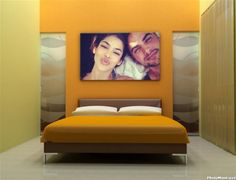 pinturas para habitaciones matrimoniales - Buscar con Google