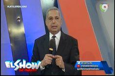 Salvador Sanchez está a Pura Candela en el Show del Mediodia