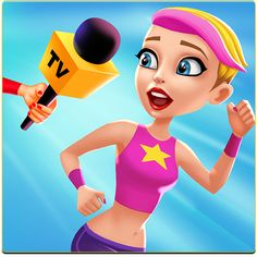 Hollywood Rush v1.3.0 Mod Apk Run from the paparazzi and rise to fame in this all new Hollywood inspired game! Jump slide and dodge the paps flashing lights as you make your way through the glamorous and busy streets of L.A. Rush between Hollywood movie sets studio lots and all the most famous landmarks to become the most famous celeb in La-La-Land!  STAR FEATURES: > Rush through over 50 challenging and fun levels on your way to fame! > Choose from 10 celebrity characters each with their own…