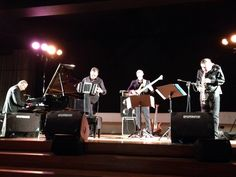 Nuevo Tango Ensamble con Javier Girotto, auditorium S.Gaetano, 12 novembre