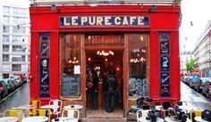 Anthony Bourdain in Paris: Travel Guide quaint places to eat.